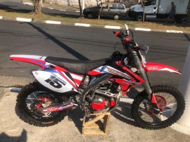 Mxf Tokens 250 2014 moto zera qualquer proposta em dinheiro leva - Foto 2