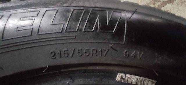 Pneus 215/55/17 Michelin  - Foto 3