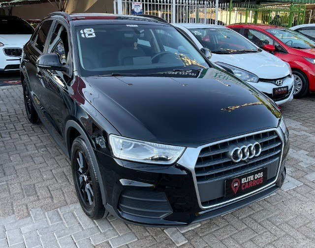Audi Q3 1.4 TFSI 2018   48 mil km   Ac trocas e financiamos