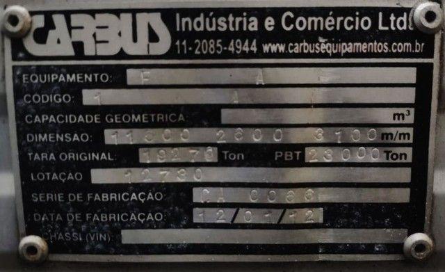 bau carbus 2012 -   11500 x 2.600 x 3100 descriçao nas fotos . - Foto 3