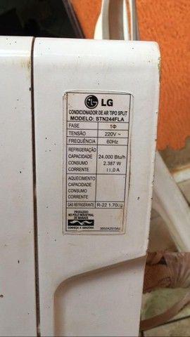 Ar condicionado LG - Foto 2
