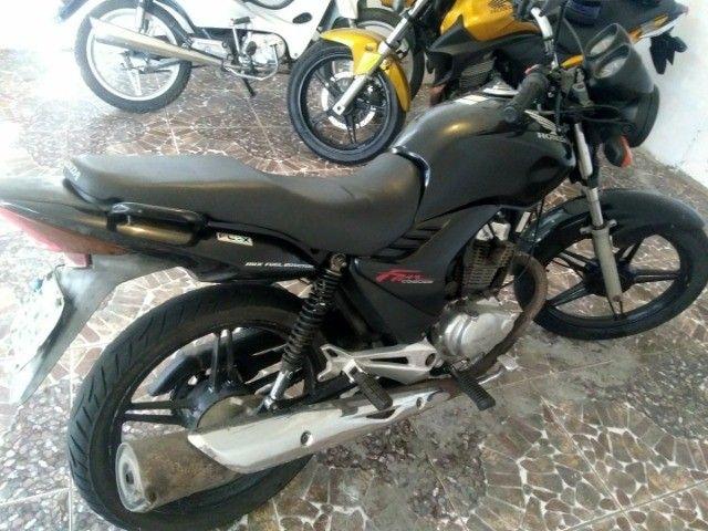 Honda Mix 150  - Troco por CB300 - Foto 6