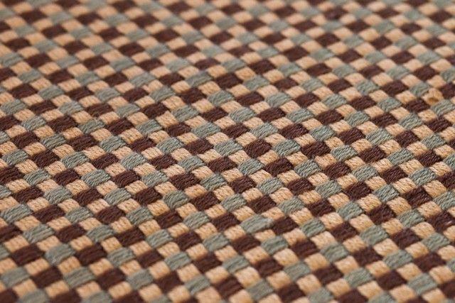 Lindíssimo tapete de algodão grande 148cm x 215cm - Foto 5