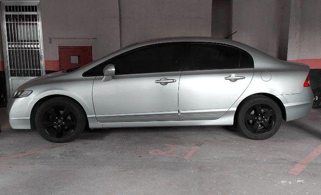 Honda Civic 1.8 LXS 16V Flex 4P Automático - Foto 13