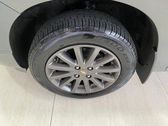 Chevrolet Spin Lt 1.8 Automática 2014 Cinza - Foto 5