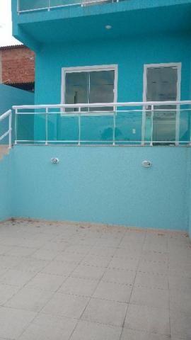 Linda casa duplex 2 suítes, garagem- 1° locação - Itaguaí - Foto 12