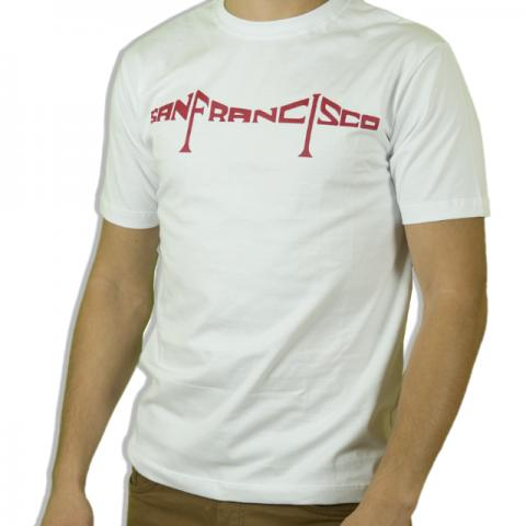 Camiseta Rock San Francisco Masculina