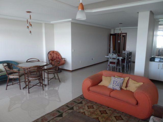 Apartamento frente p/ o mar 4 quartos, com 190m² Praia do Morro Guarapari