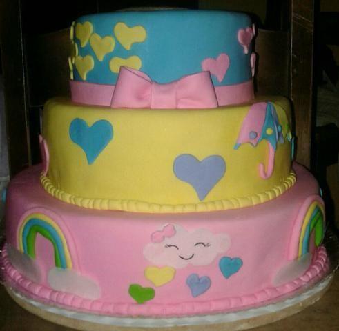 Aceitamos encomenda de bolos, salgados, doces etc