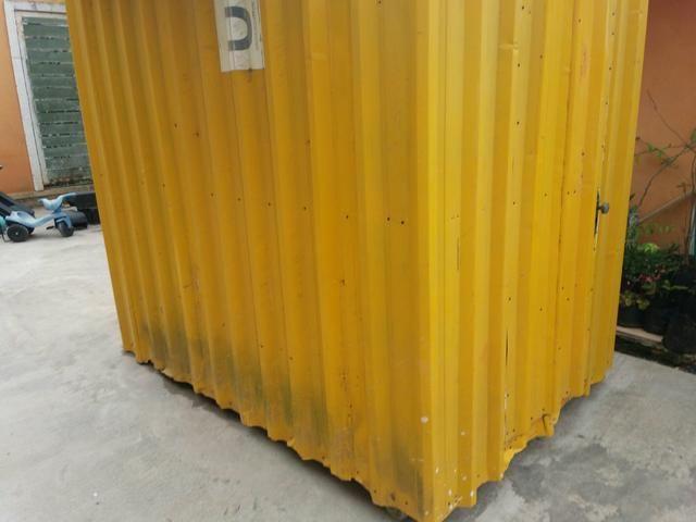 Container para obra 170x235 cm