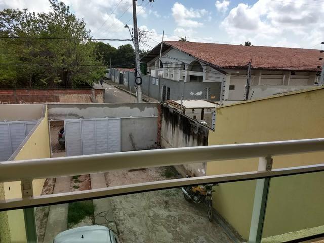 Casas duplex no Eusébio, 3 quartos 4 vagas fino acabamento - Foto 12