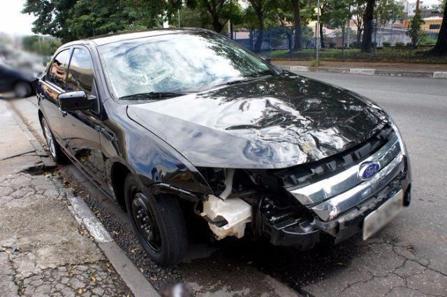 Ford Fusion COMPRO QUALQUER Carro batido ou emchente ou com dívidas