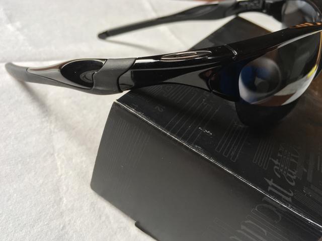 Óculos Okley Half Jacket 2.0 preto