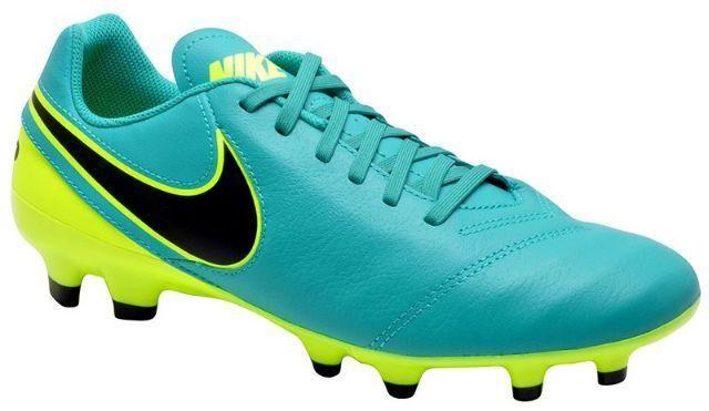 Chuteira de campo Nike Tiempo Genio II Leather FG - Roupas e ... 84b6b26ce6972