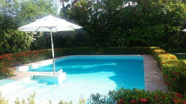 Casa no Cumbuco, 5 quartos, 70 m do MAR
