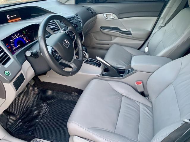 Civic LXR 2.0 2014, câmbio automático e bancos em couro(preço melhor para venda) - Foto 10
