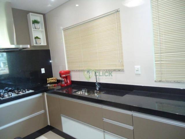 Casa com alto padrão de construção, mobilia Duran móveis sob medida a venda no bairro Vila - Foto 10