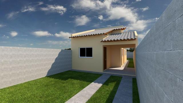 Olha Que Linda Casa Pronta Para Morar 2/4 na Laje 68m² - Foto 5