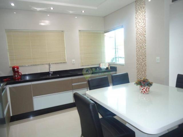Casa com alto padrão de construção, mobilia Duran móveis sob medida a venda no bairro Vila - Foto 8