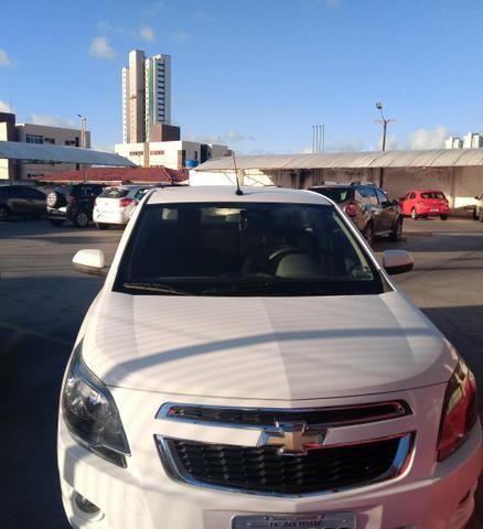 Chevrolet Cobalt 1.8 LTZ Automático, Unica Dona- Novíssimo 35.800 Km, Top da Categoria - Foto 9