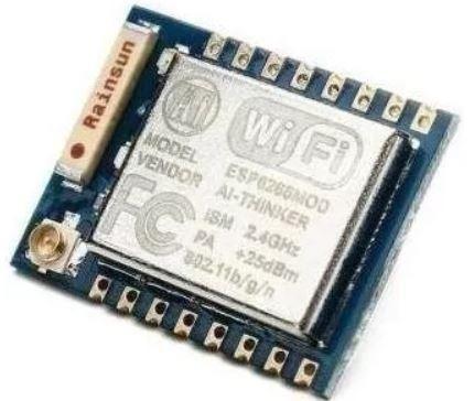 COD-AM275 Módulo Wi-fi Esp8266 Esp-07 Wifi Arduino Automação Robotica - Foto 2