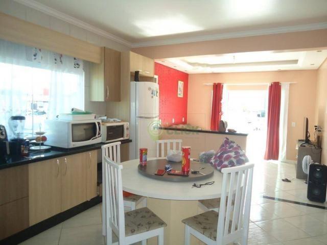 Casa com 4 dormitórios à venda, 260 m² por R$ 700.000 - Vila Nova - Joinville/SC - Foto 7