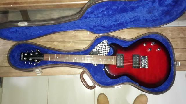 Guitarra ibanez + pedal hot head - Foto 4