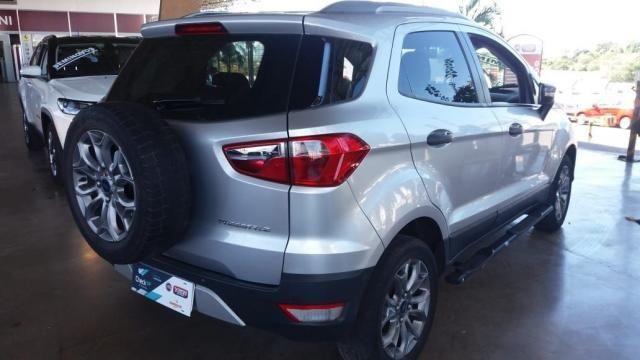 Ford Ecosport ECOSPORT 1.6 FREESTYLE 16V FLEX 4P MANUAL 4P - Foto 4