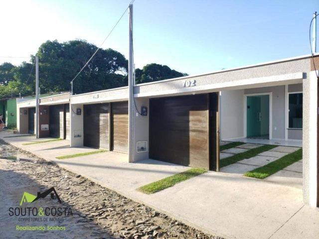 Casa com 2 quartos e acabamento de excelente qualidade. - Foto 12