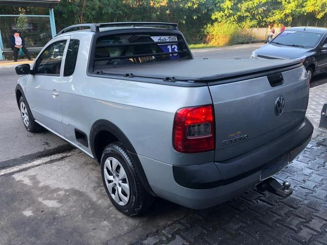 VW - Saveiro G5 1.6 CE Completa! Com GNV Injetado! - Foto 4