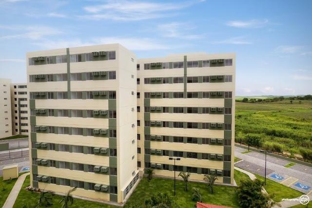 Apartamento 2 quartos , pronto para morar em Ipojuca caminho de Porto de Galinhas - Foto 10
