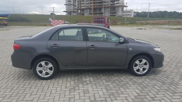 Corolla XEI 1.8 AT - 2010 - Foto 8