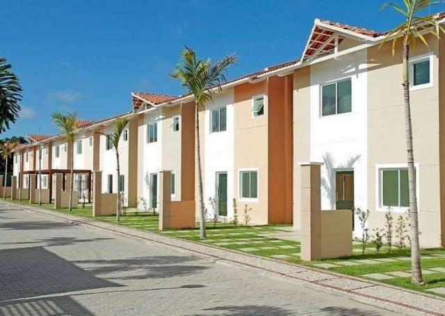 Casas em condomínio no Eusebio, pertinho do colégio ágape - Foto 2