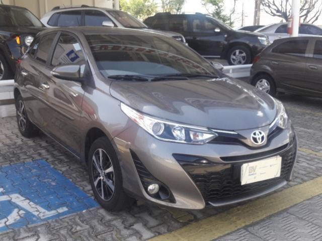 Toyota yiaris 2018/2019 1.5 16v flex xls multidrive