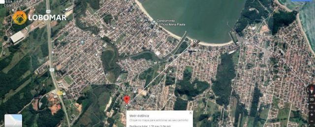 Terreno condominio fechado, 300 m² por r$ 145.000 - nossa senhora da paz - balneário piçar - Foto 12