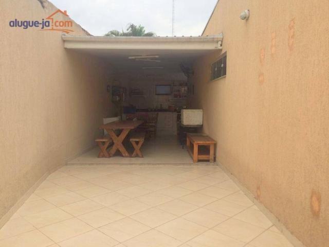 Casa com 3 dormitórios à venda, 200 m² por r$ 1.050.000 - jardim esplanada - são josé dos  - Foto 4