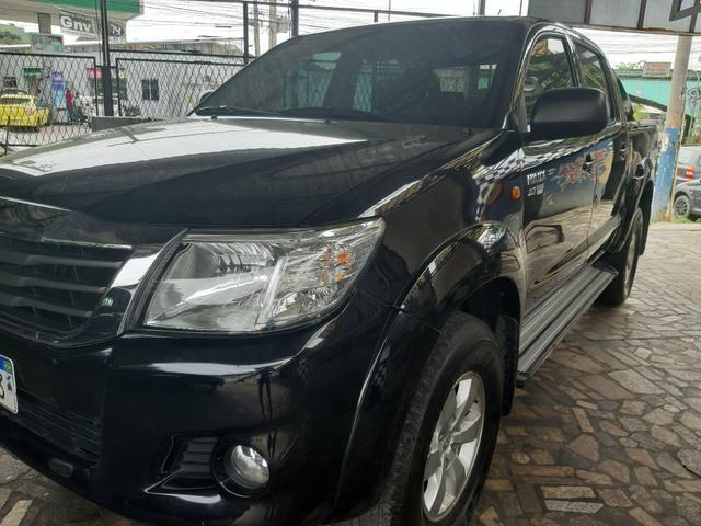 Toyota Hilux ano 2015 2.7 automático Gnv 5 geração