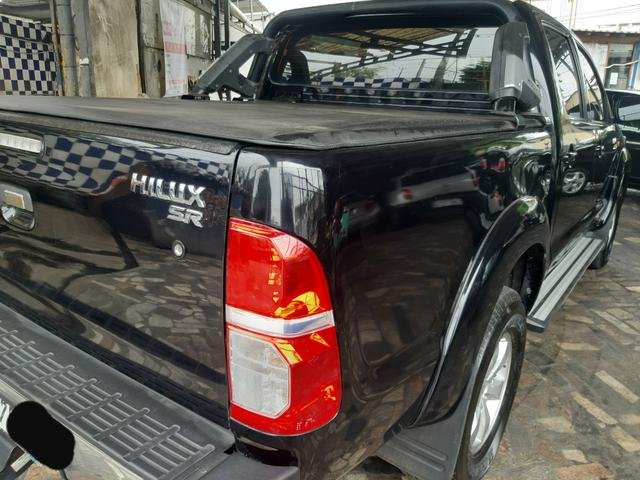 Toyota Hilux ano 2015 2.7 automático Gnv 5 geração - Foto 4