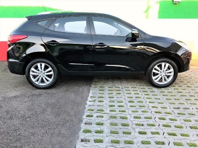 Hyundai IX35 Botão Start, Automática, Top + Kit GNV Última Geração, Baixa km. Lindo Carro! - Foto 5