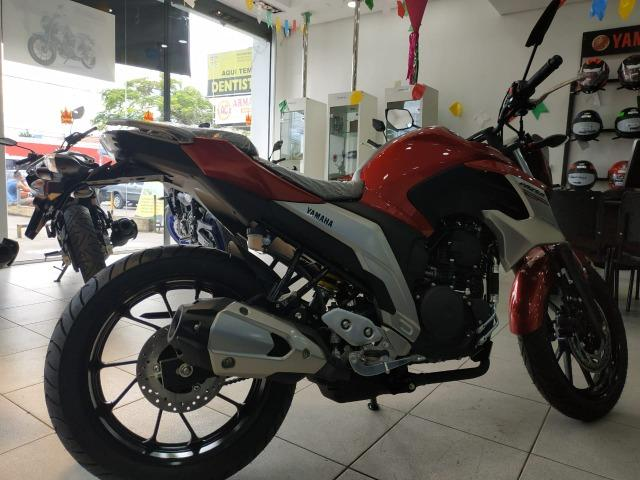 Yamaha Fazer 250 ABS - 2020*Entrada a partir de 1.290 - Foto 7