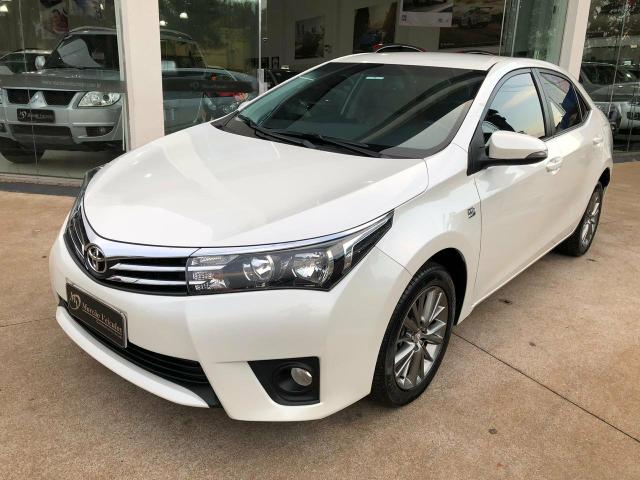 Toyota corolla 2.0 xei flex aut 2016