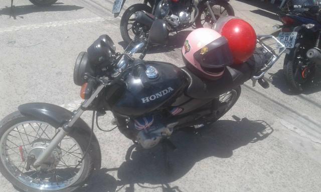 Moto 2008 vareta
