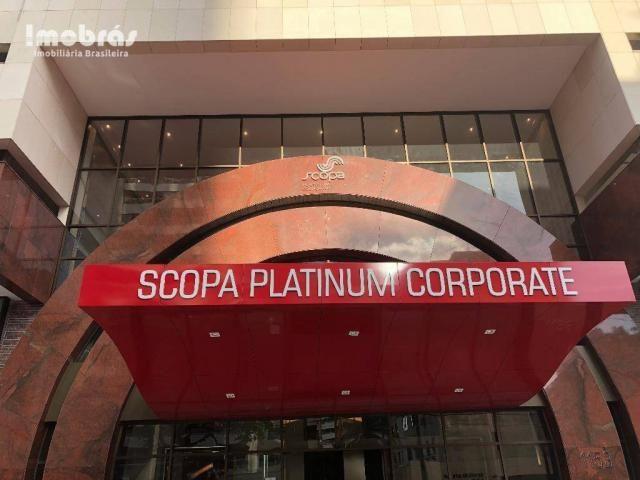 Scopa Platinum Corporate - Aldeota, sala comercial para locacão na aldeota.