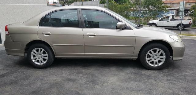 Honda Civic Ex 1.7 2004 - Foto 4