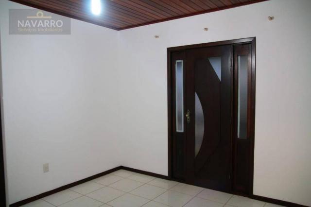 Casa com 4 dormitórios à venda, 184 m² por r$ 690.000 - stella maris - salvador/ba - Foto 6