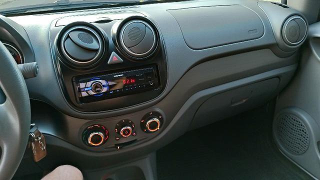 Fiat palio attractive 2015-completo-único dono-excelente estado de conservação-23.500km - Foto 7