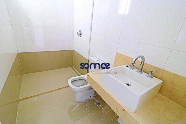 Apartamento duplex com 4 dormitórios à venda, 288 m² por r$ 2.080.000,00 - setor bueno - g - Foto 17