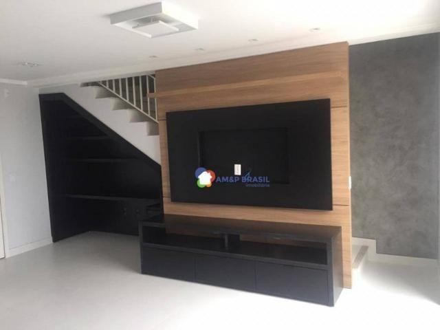 Apartamento Duplex com 2 dormitórios à venda, 80 m² por R$ 620.000,00 - Setor Bueno - Goiâ - Foto 2