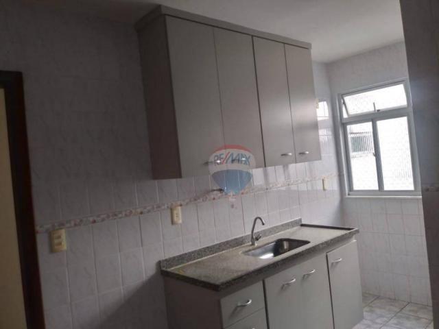 Apartamento dois quartos, com 71 m² por r$ 215.000 - passos - juiz de fora/mg - Foto 13
