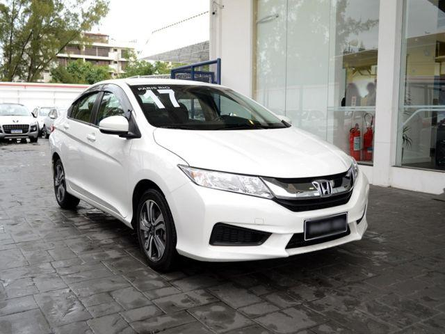 Honda City LX 16/17 Flex Branco